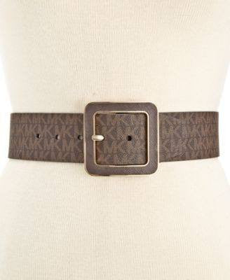 Michael Kors Signature Stretch Belt - Fashionbarn shop