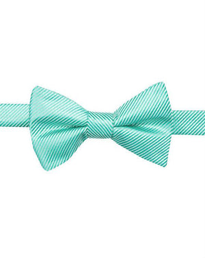 Countess Mara Solid Stripe Pre-Tied Bow Tie-COUNTESS MARA-Fashionbarn shop