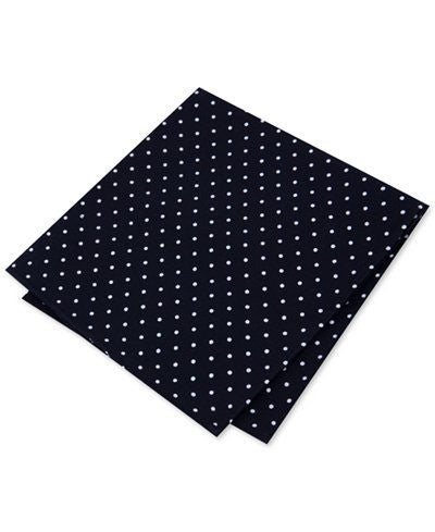 Tommy Hilfiger Men's Hill Dot Pocket Square-TOMMY HILFIGER-Fashionbarn shop