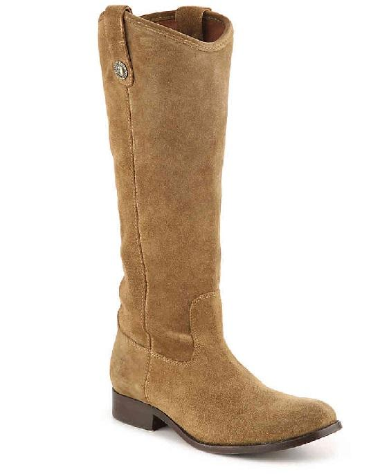 FRYE Women's Melissa Button Boots