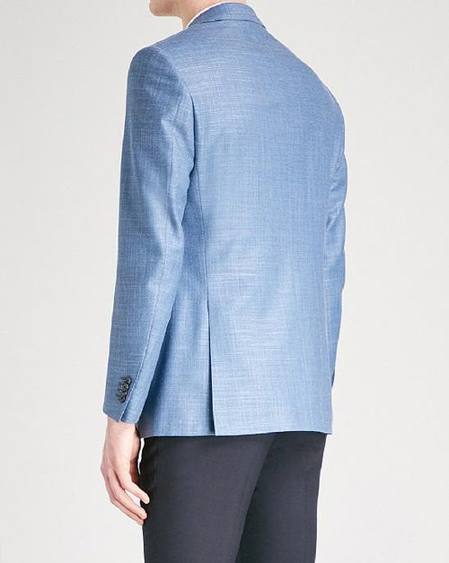 Corneliani Regular-fit wool-blend jacket
