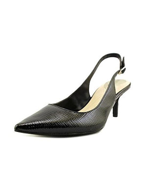 Alfani Step 'N Flex Babbsy Pointed-Toe Slingback Pumps