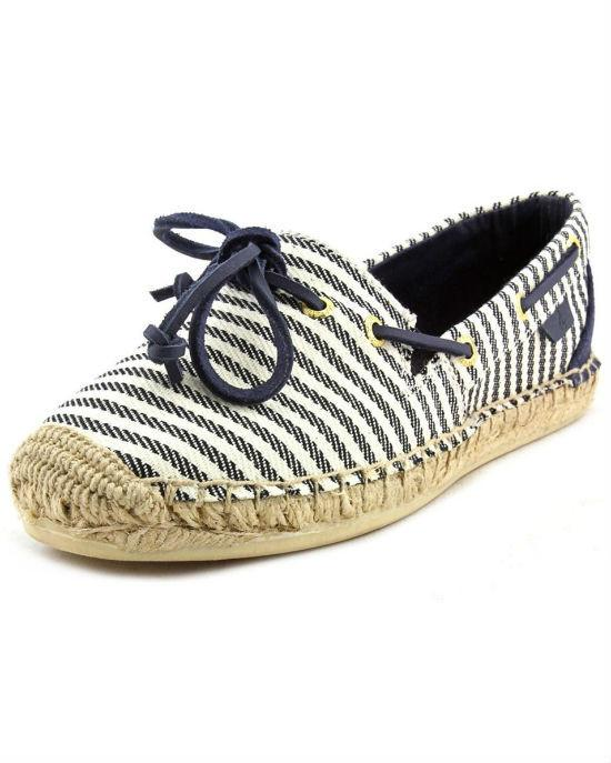 be7498ccb sperry katama marinier stripe flat