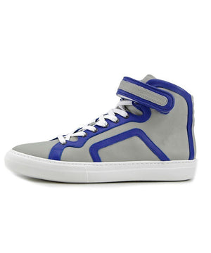 PIERRE HARDY Pierre Hardy Trim Leather Fashion Sneakers