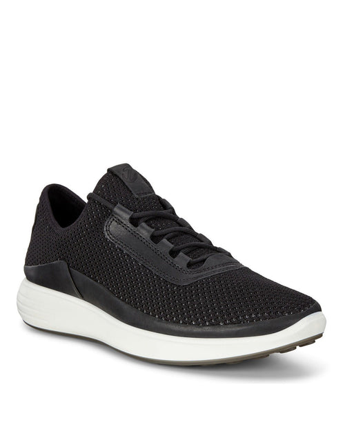 Ecco Soft 7 Runner Men's Mesh Sneakers