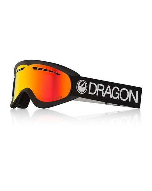 DRAGON ALLIANCE DX SNOW GOGGLES INVERSE/RED IONIZED