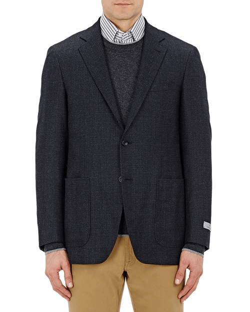 CANALI Kei Two-Button Sportcoat Suit-CANALI-Fashionbarn shop