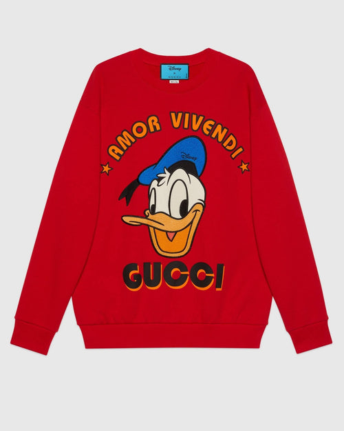 Gucci X Disney Donald Duck Sweatshirt