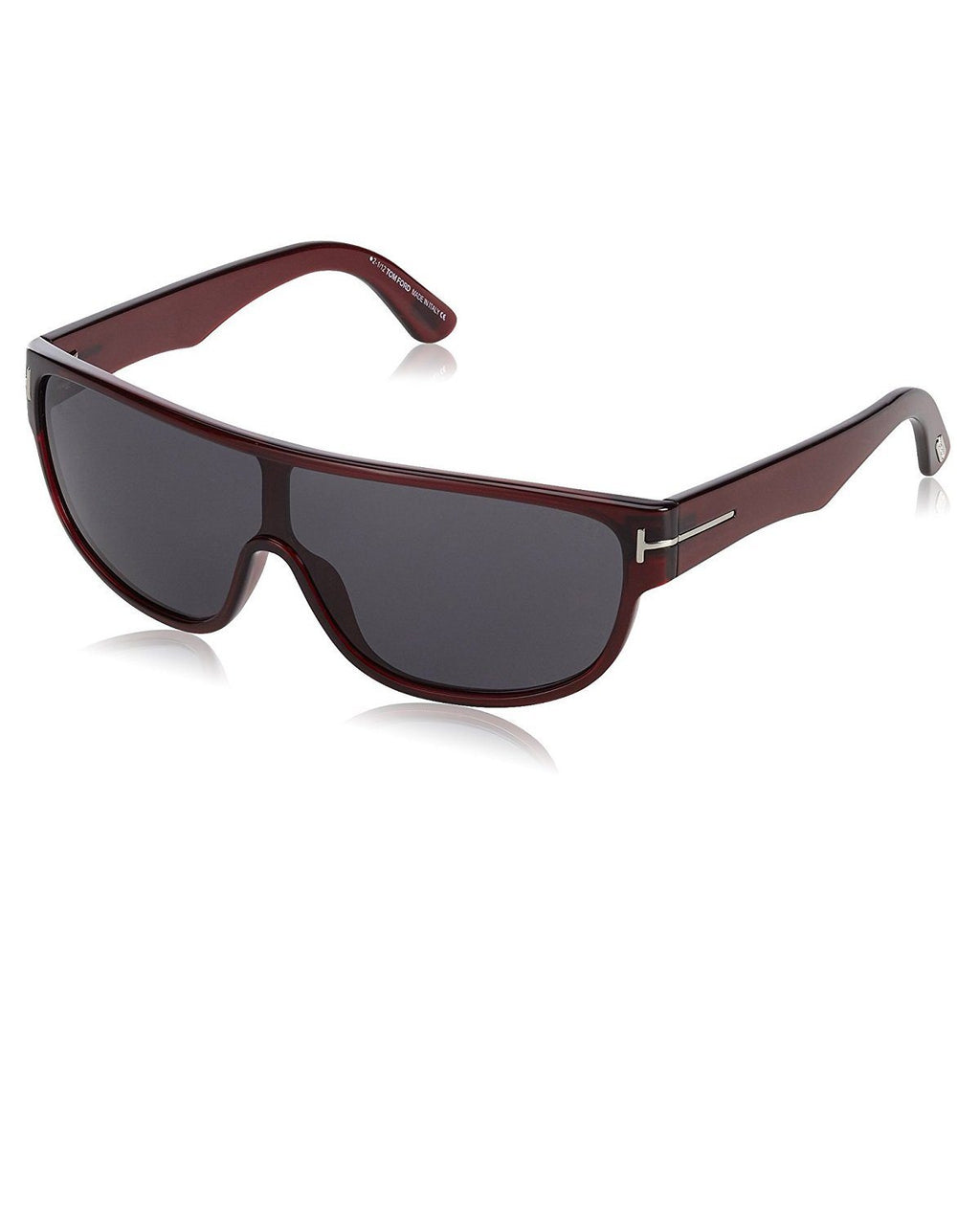 Tom Ford TF 292 69A Wagner Burgundy Sunglasses