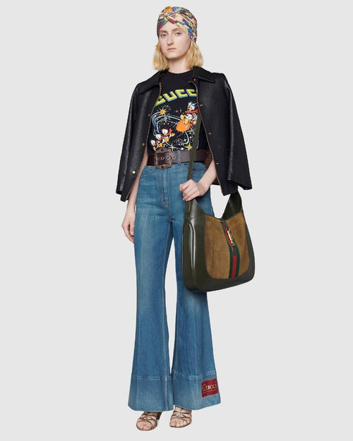 Gucci x Disney Donald Duck Print T-Shirt