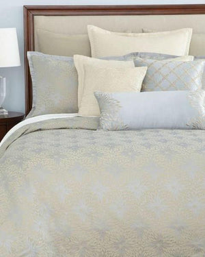 Hudson Park Collection Luxe Zinnia Standard Pillowsham