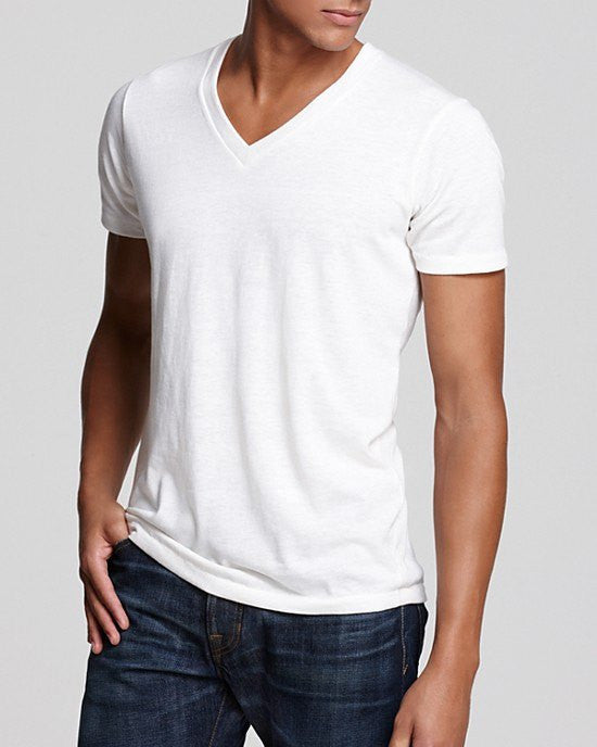 ALTERNATIVE Boss V-Neck Tee-ALTERNATIVE-Fashionbarn shop