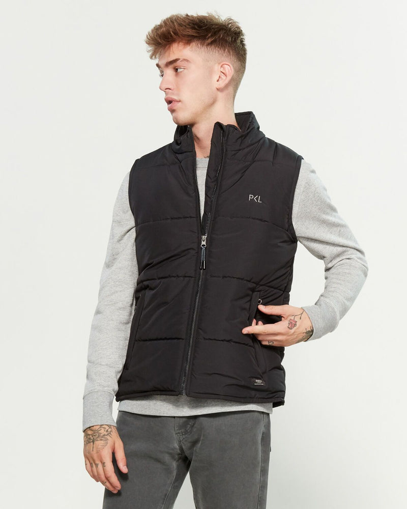 Parka London Preston Full-Zip Padded Vest