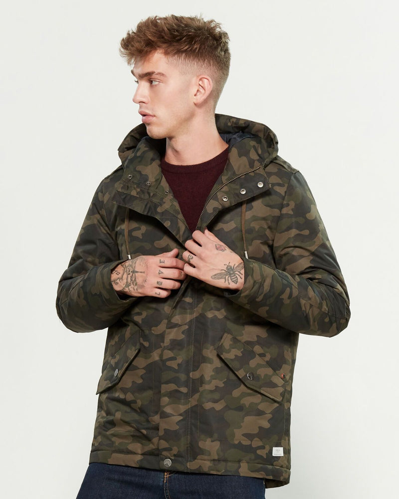 Parka London Ford Short Parka