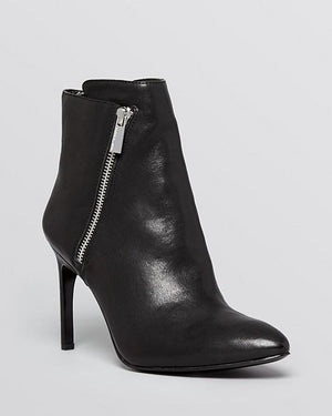 VINCE CAMUTO Dress Booties - Chantel Side Zip