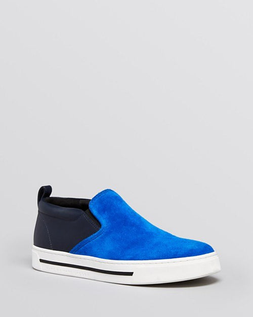 MARC BY MARC JACOBS Flat Slip On Sneakers - Cute Kicks-MARC BY MARC JACOBS-Fashionbarn shop