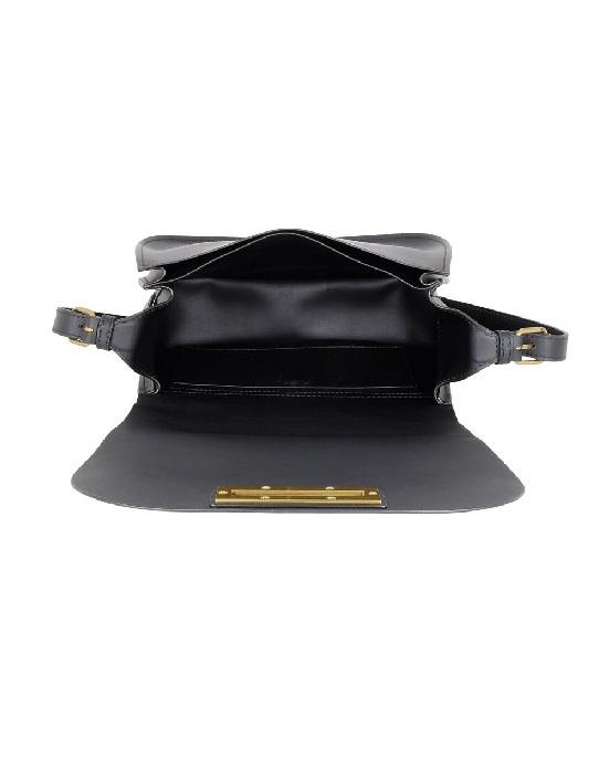 ZAC Zac Posen Eartha Iconic Medium Multi Leather Saddle