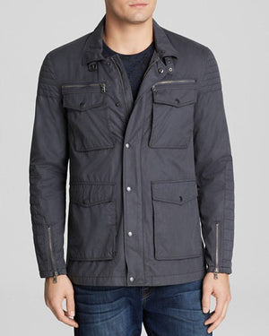 John Varvatos Star USA Bellows Pocket Jacket-JOHN VARVATOS STAR USA-Fashionbarn shop