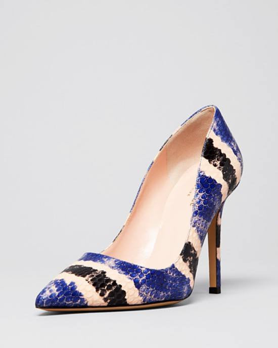 KATE SPADE new yorkPointed Toe Pumps - Larisa High Heel-KATE SPADE-Fashionbarn shop