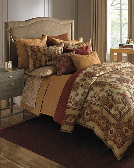 1872 Bukhara Standard Pillowcase, Pair - Bloomingdale's Exclusive-1872-Fashionbarn shop