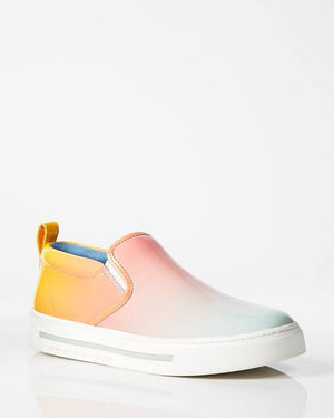 MARC BY MARC JACOBS Flat Lace Up Sneakers - Cute Kicks Ombre-MARC BY MARC JACOBS-Fashionbarn shop