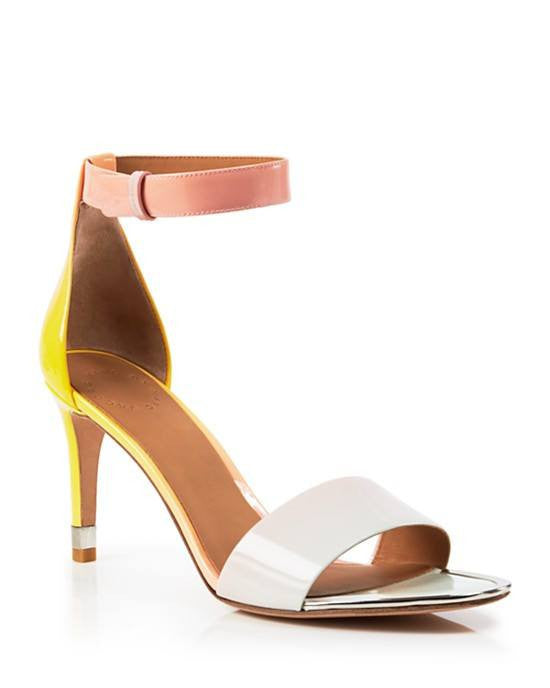 d0d7f5376387fe MARC BY MARC JACOBS Open Toe Sandals - Clean Sexy Ombre High Heel-MARC BY