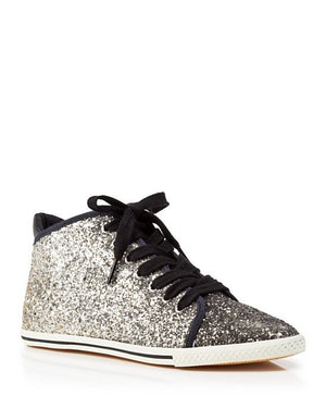 MARC BY MARC JACOBSHigh Top Sneakers - Skim Kick Glitter-MARC BY MARC JACOBS-Fashionbarn shop