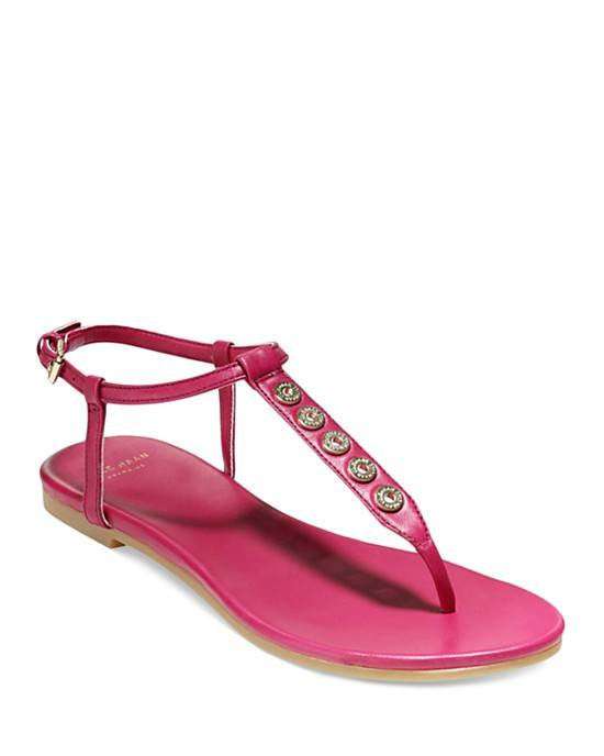 COLE HAAN Flat Thong Sandals - Effie Grommet - Fashionbarn shop
