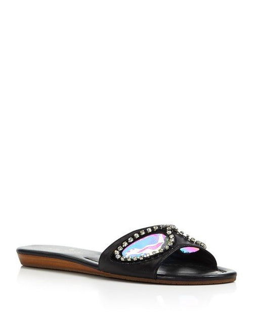 kate spade new york Taleen Too Sunglass Slide Sandals - Fashionbarn shop - 1