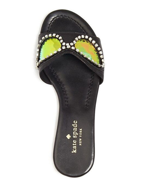 kate spade new york Taleen Too Sunglass Slide Sandals - Fashionbarn shop - 2