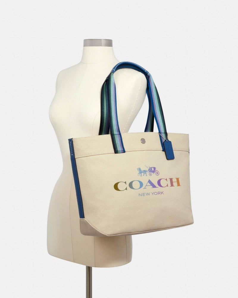 Coach Tote With Coach