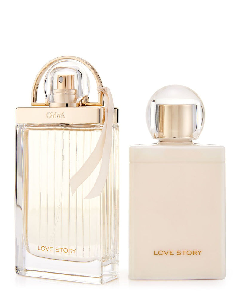 Chloe Love Story Two-Piece Fragrance Gift Set