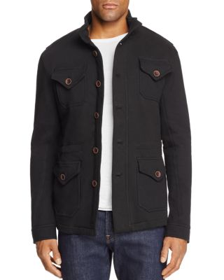 M Singer Knit Field Jacket