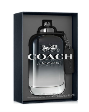 Coach For Men Eau de Toilette Spray, 6.7-oz.