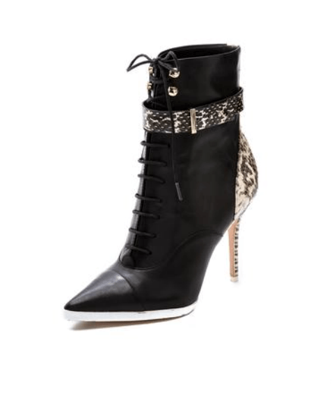 Rachel Roy  Mesa Lace Up Booties - Fashionbarn shop - 1