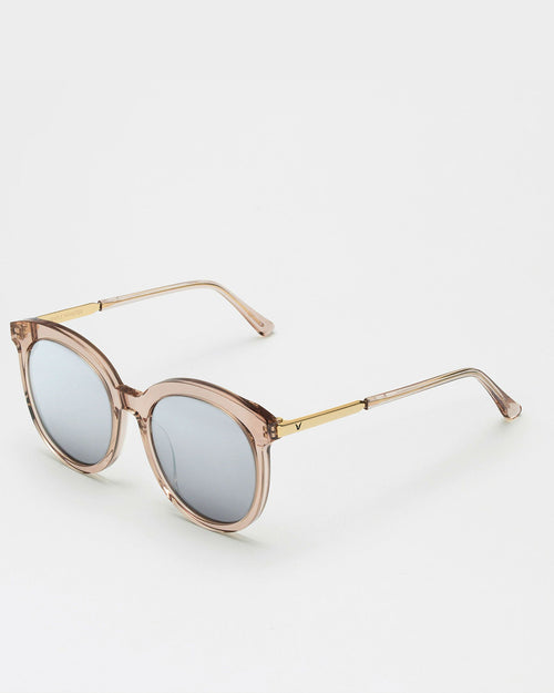 Gentle Monster Lovesome Tale S1 (1M) Gold Sunglasses