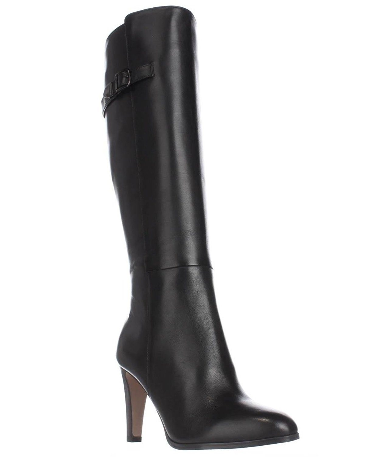 amazing quality price classic styles Coach Jo Knee High Dress Boots, Black