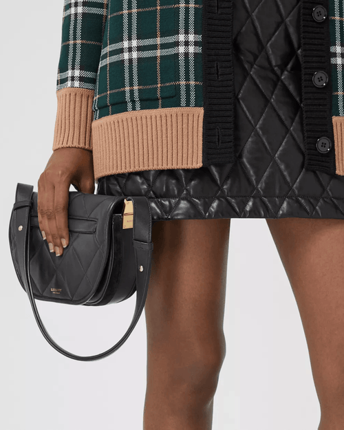 Burberry Small Quilted Lambskin Olympia Bag