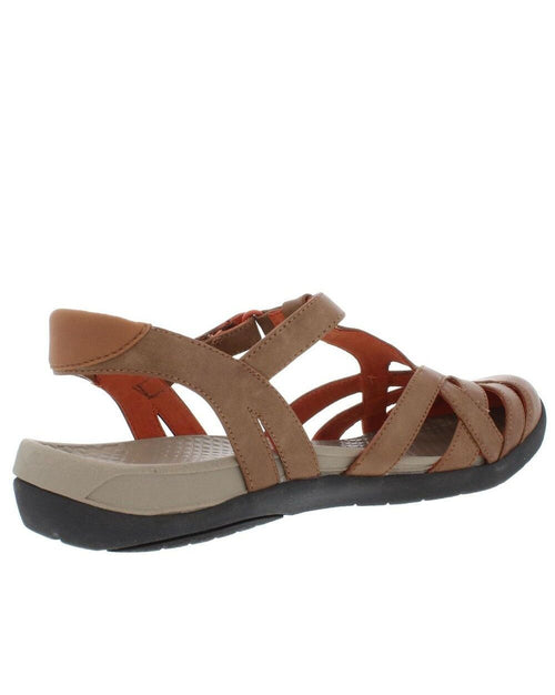 BARE TRAPS Womens Fayda Sport Sandals T-Strap Outdoor