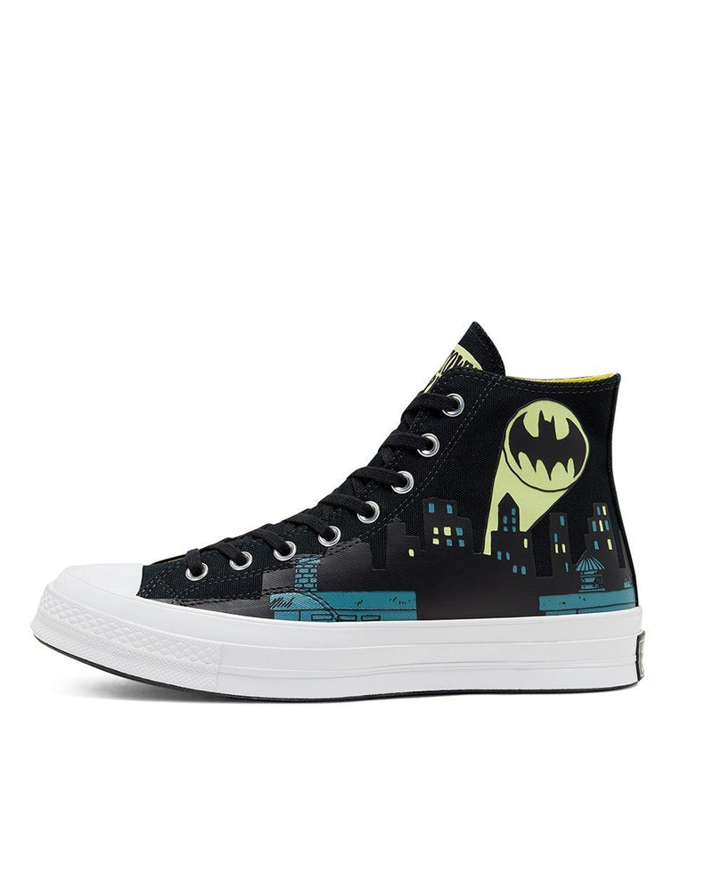 Converse x Batman x Chinatown Market Chuck 70 High Top