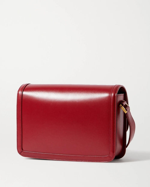 Saint Laurent Medium Leather Shoulder Bag