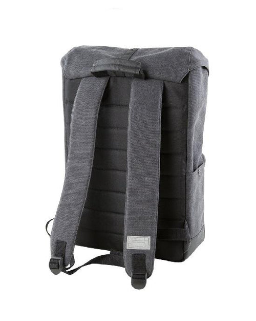 HEX STINSON COAST BACKPACK CHARCOAL CANVAS