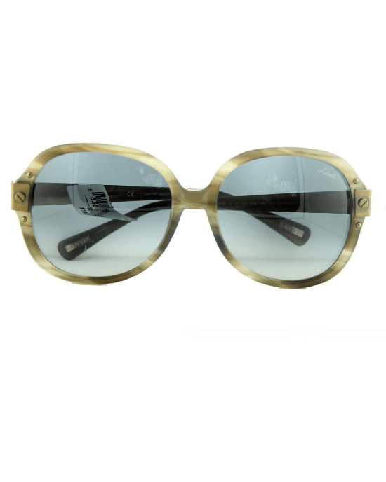 Lanvin Sunglasses SLN505 in color 0P90-LANVIN-Fashionbarn shop