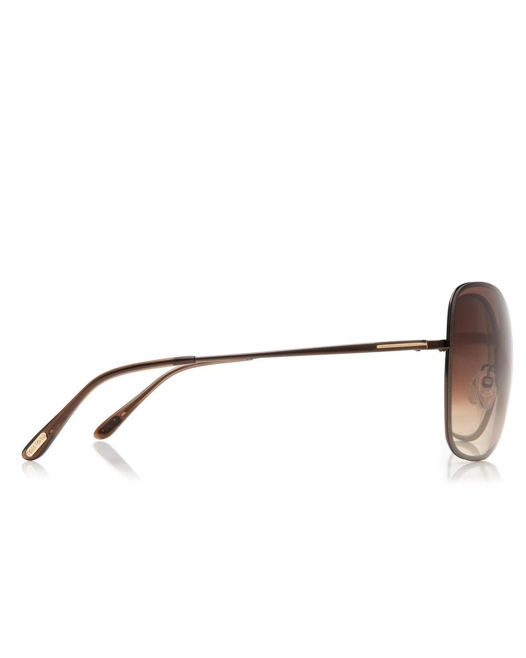 Tom Ford FT0250 Colette Modified Oval Sunglasses