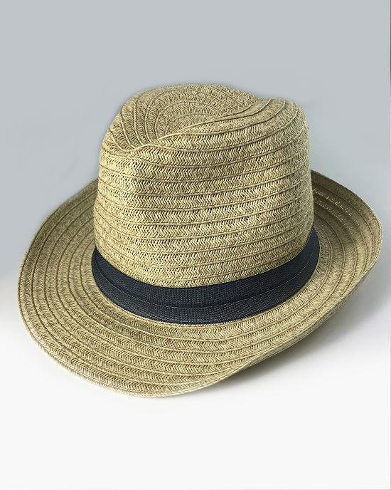 August Hat Gold Rush Fedora