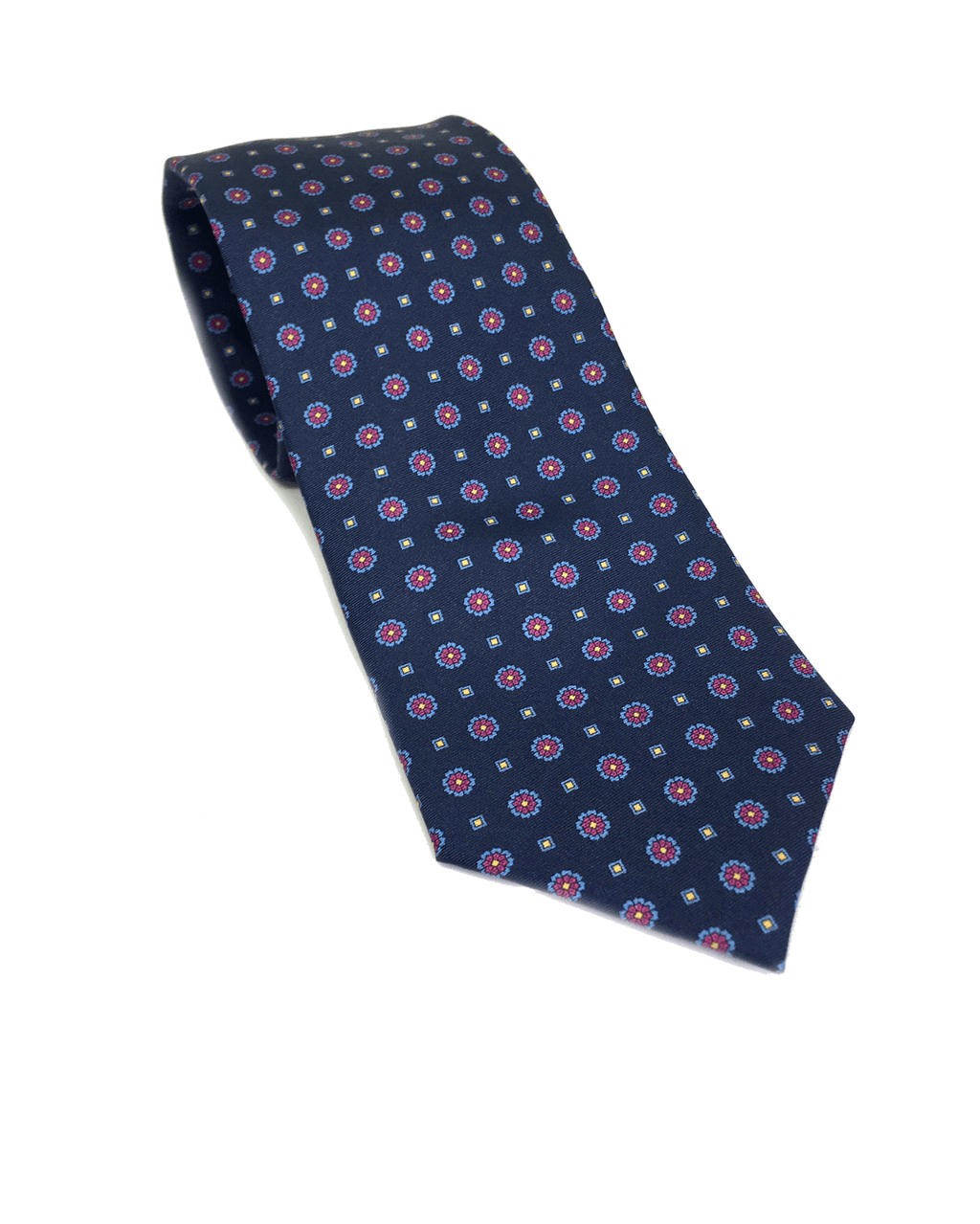 Floral Silk Classic Tie