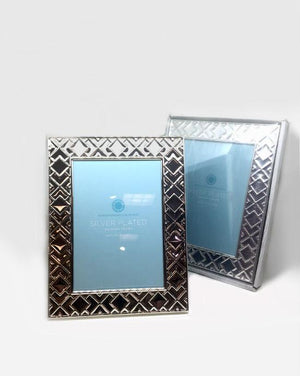 "Martha Stewart Collection Picture Frame, Origami 4"" x 6"" / 5"" x 7"""