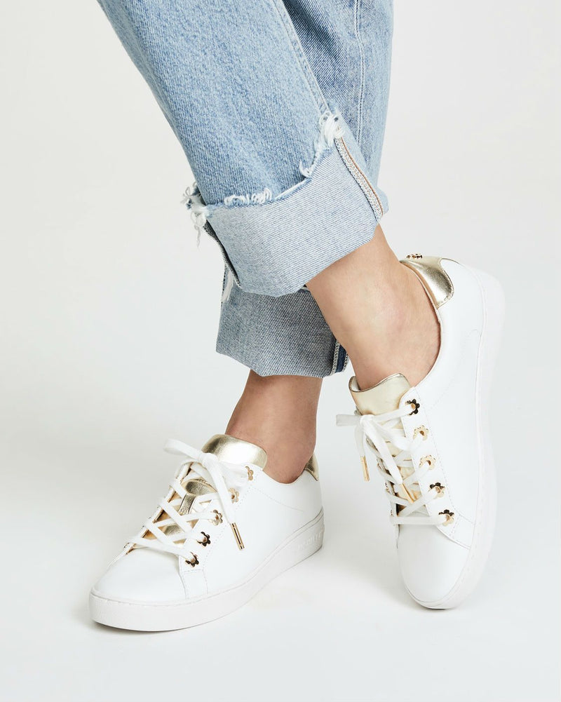 michael kors sneakers lace up