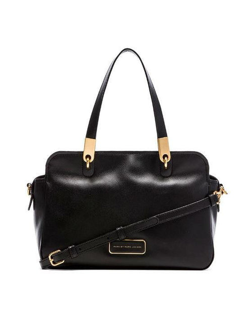 Marc by Marc Jacobs Smooth Leather Ligero Satchel - Fashionbarn shop - 1