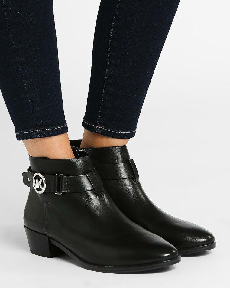 mk ankle boots